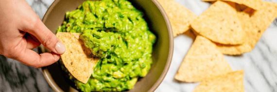 Guacamole secret recipe