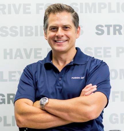 Craig Zoberis of Fusion OEM - IMTS 2018 with MakingChips