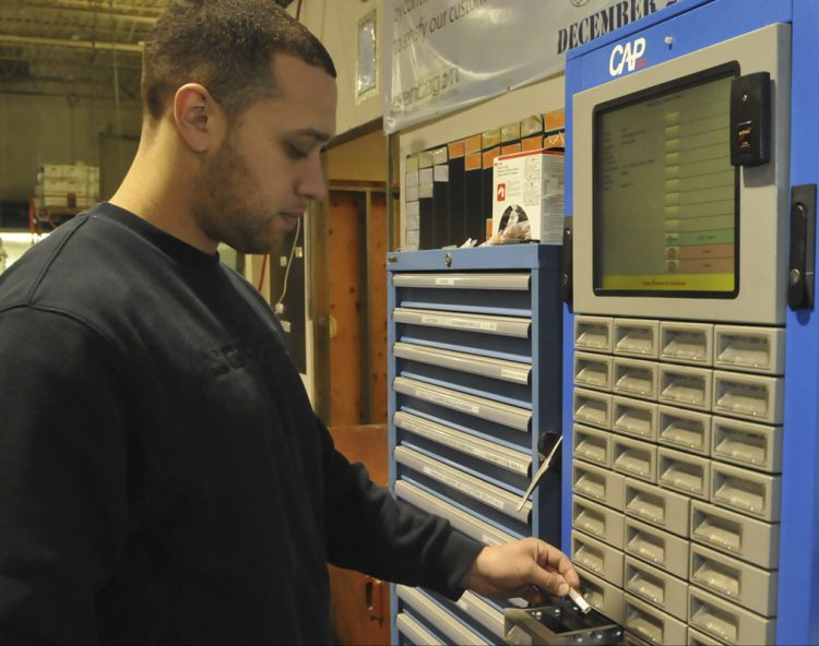 Vending Systems - the how, what, and why for your machine shop [Podcast]
