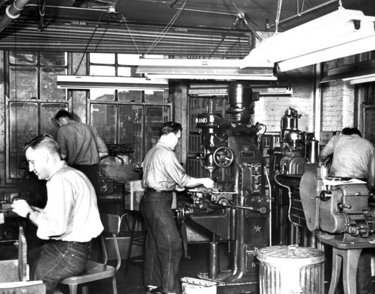 It's Not Your Dad's Machine Shop [Podcast]