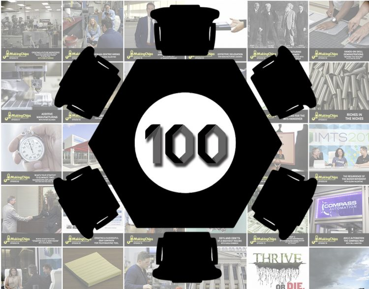 Navigating a Challenging Workforce: An Exclusive 100th Episode MakingChips Roundtable Discussion