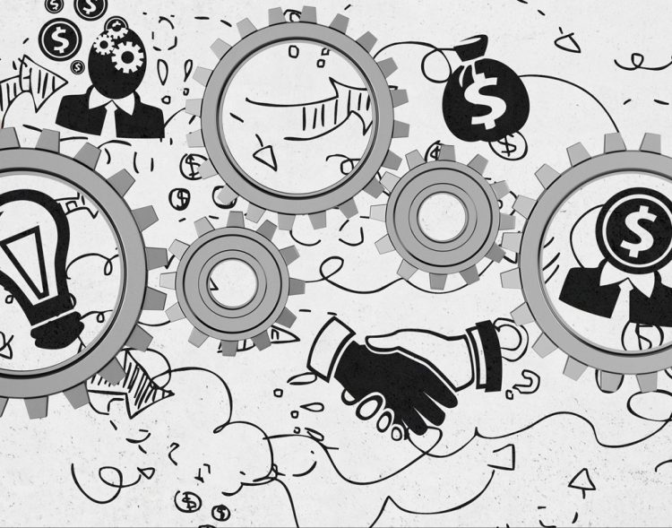 A Driven Process for Manufacturing Sales